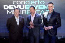 """Frank Reyes con """"Devuélveme mi libertad"""", el concierto…"""