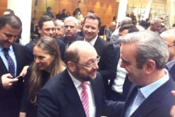 Luis Abinader valora en Alemania importancia de la constitución formal de la Alianza Progresista