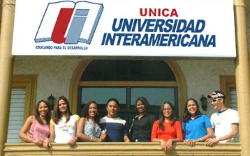Disponen cierre de Universidad Interamericana (Unica) y de instituto de odontología