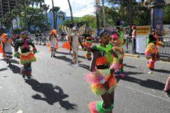 «Los Carnamares» de Río San Juan ganan el Gran Premio del Desfile Nacional de Carnaval