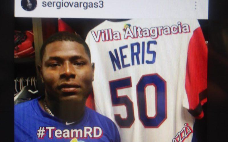 Sergio Vargas orgulloso de la actuación de un pitcher villaltagraciano con el equipo de RD en el Clásico Mundial de Béisbol