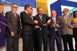 Presidente Medina inaugura edificio de aulas y talleres de Infotep
