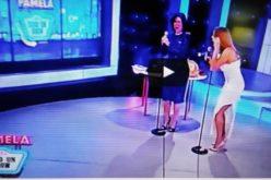 """(Videos) La vice Margarita montó Todo Un Show con Pamela: cantó """"Ding dong"""" de Leo Favio y """"Me voy pa'l pueblo"""" (porque a su marido solo le gusta leer)"""