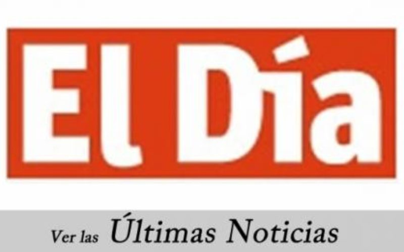 Danilo felicita al matutino El Día, a su director Molina Morillo y a su personal; celebra su 15 aniversario el domingo