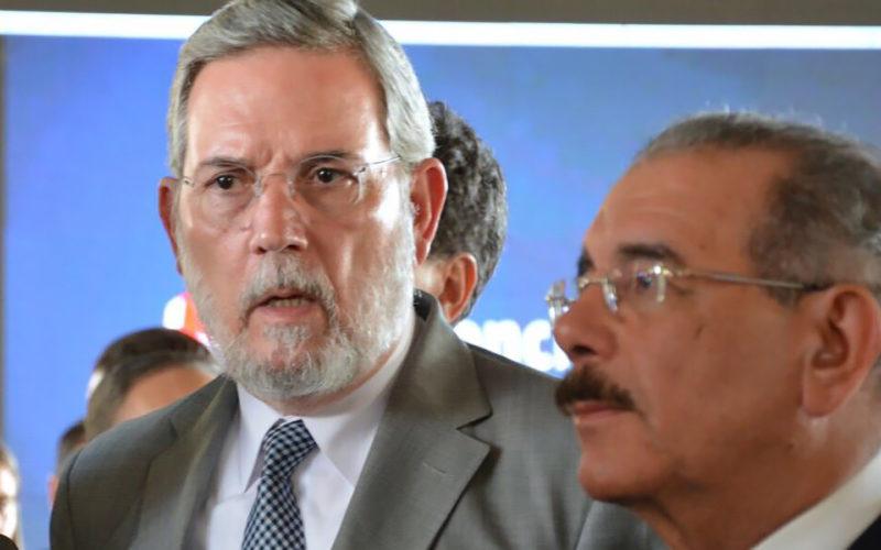 """Portavoz de la PresidenciaRD: """"Nadie tiene derecho a dañar el gobierno de Danilo Medina"""""""