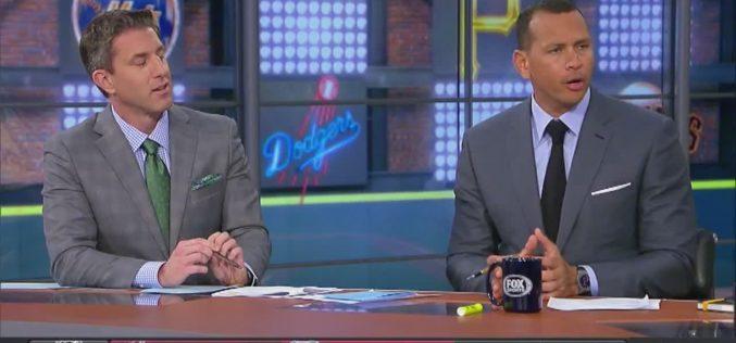 Alex Rodríguez contratado por Fox Sports como analista en programas y trasmisiones juegos MLB; también hará reportajes