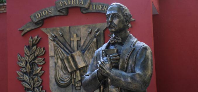 Presidente Medina deja abierto el Museo Casa de Cera con vida y obra de Juan Pablo Duarte