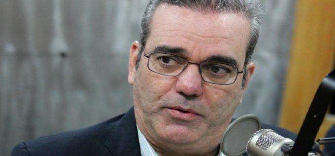 Luis Abinader dice intenta frenar la Marcha Verde con acusación sobre planes desestabilizadores