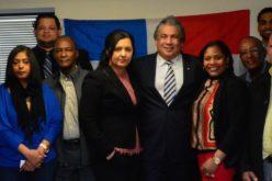 Cónsul dominicano en Nueva York se compromete a llevar servicios consulares a Albany