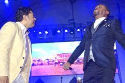 (Video) Michael Miguel elogia en grande a El Pachá, lo ve como un «super-animador»… «Pero tiene que dejarse de necear»