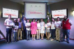 """Vice Margarita premia ganadores de concurso """"Booktubers""""…"""