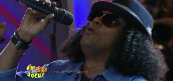 (Video) Sergio Vargas «se come vivo» a Jochy Santos en su propio programa