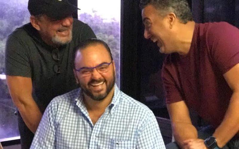 Giancarlos Beras-Goico entusiasmado con proyecto cinematográfico junto a Alfonso Rodríguez