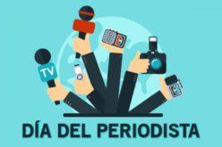 Presidente Medina felicita a los periodistas a propósito de celebrarse este mércoles su día; la Primera Dama, también