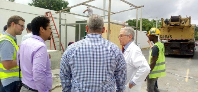 Inician instalación de equipo en RD que permitirá efectividad en tratamientos de cáncer