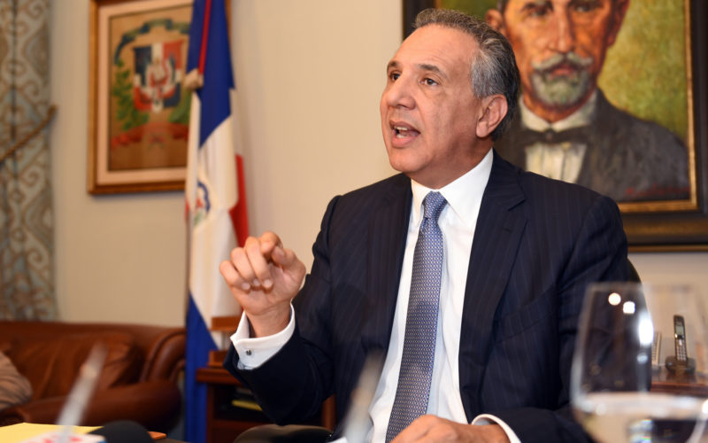 """José Ramón Peralta califica de """"falsas e irresponsables"""" acusaciones en su contra; procederá legalmente contra Fañas, del PRM"""