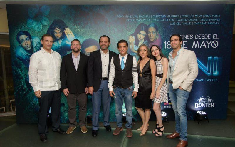 """La premier de """"Ovni"""", primera película dominicana de ciencia ficción…"""