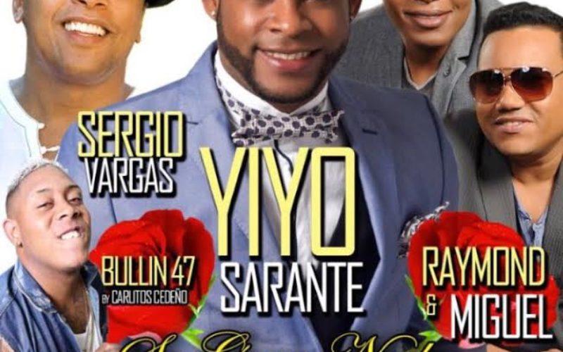 Sigue intensa la promo de la celebración del 23 aniversario de Vidal Cedeño en el negocio del espectáculo en NY