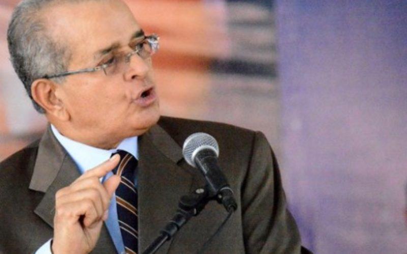 """Franklin Almeyda dice lo de Diandino es """"otra quirinada"""", en referencia a lo de Quirino con Leonel para inhabilitarlo como candidato"""