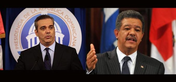 La reunión de Leonel Fernández y Luis Abinader… Pura especulación, pero…