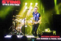 Pavel Núñez impactado por «susto emocionante» con solo aparecer su nombre en afiche concierto de Sting en Punta Cana