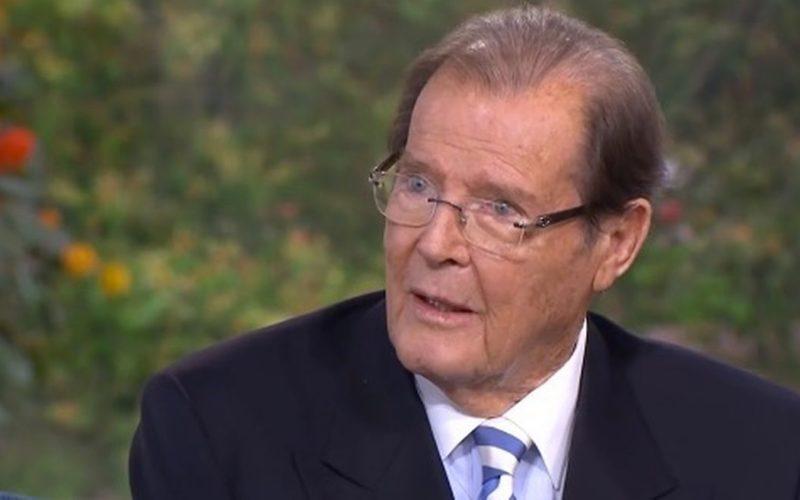 Falleció el actor Roger Moore, quien por buen tiempo hizo de James Bond, el Agente 007