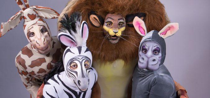 Musical «Madagascar» va al Teatro Nacional…