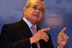 Franklin Almeyda dedica a Danilo Medina «La llave de mi corazón», de JLG, porque dice el presidente tiene «La llave de la reeleción»