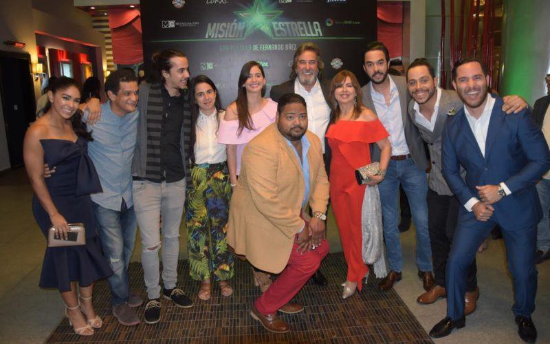 «Misión Estrella», la nueva película de Fernando Báez…