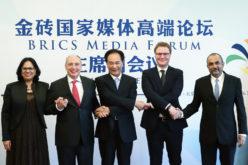 La agencia de prensa Xinhua de China en reunión del Foro de Medios Brics