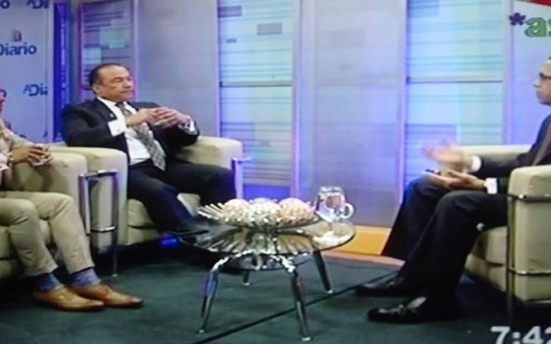 (Video) Ministro de Educación valora como muy positiva relación con ADP