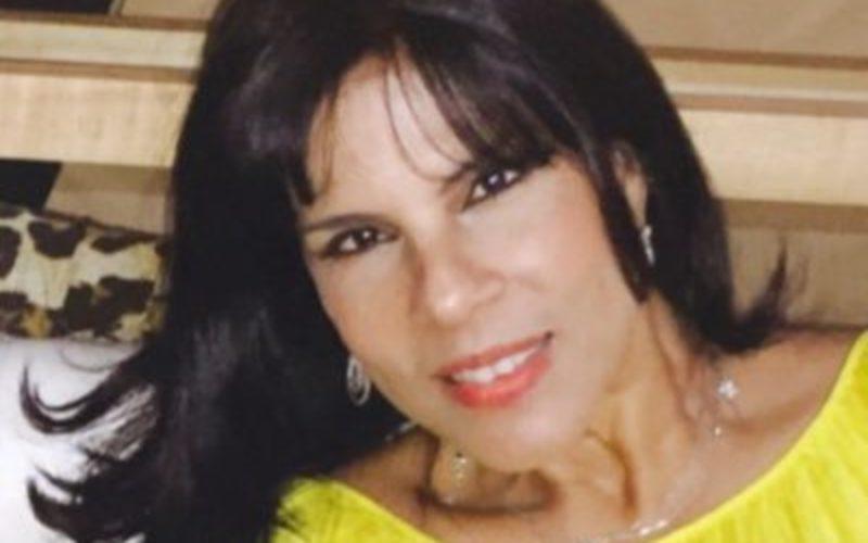 (Video) Angelita, esposa del canciller Vargas Maldonado, da su version sobre baile en avion que compartio vuelo con David Ortiz