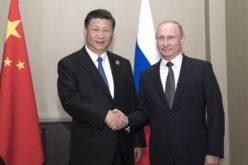 Xi Jinping, presidente de China, y Vladimir Putin, de Rusia, sostienen encuentro en Kazajistán; tratan temas bilaterales