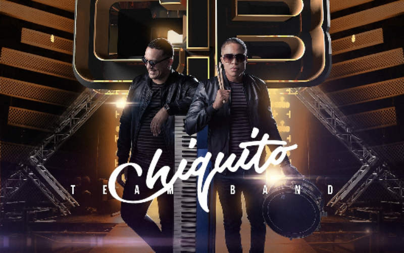 "Chiquito Team Band ""de ronda"" por Colombia"