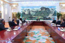 Presidente chino Xi Jinping cree inicia una «década dorada» del grupo BRICS, integrado por Brasil, Rusia, india, China y Sudáfrica