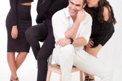 «Tres», sensacional comedia con Hony Estrella, Evelyna Rodríguez, José Guillermo Cortines y Laura Leclerc, a Bellas Artes