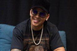 Daddy Yankee en video agradeciendo ser el #1 en el mundo por Spotify