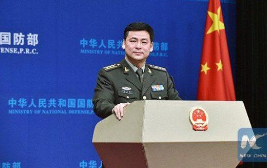 """China llama a Estados Unidos a detener acciones militarres """"peligrosas"""""""