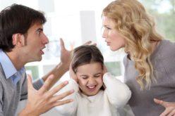 Perturbaciones psicológicas en hijos de padres divorciados