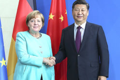Xi Jinping y Angela Merkel acuerdan elevar relaciones entre China y Alemania
