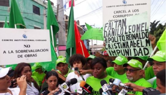 """La Marcha Verde, si tiene las pruebas, debe """"marcharle"""" a Reinaldo Pared…"""