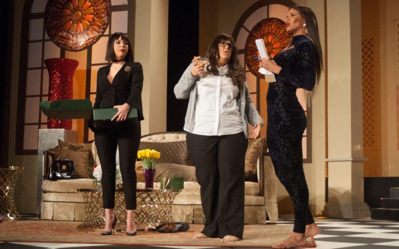 «Tres», la comedia, sigue este fin de semana en Bellas Artes…