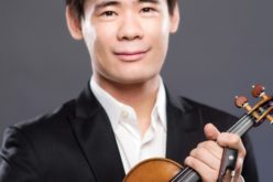Violinista Ángelo Xiang Yu es solista invitado del segundo concierto de la Temporada 2017 de Orquesta Sinfónica Nacional