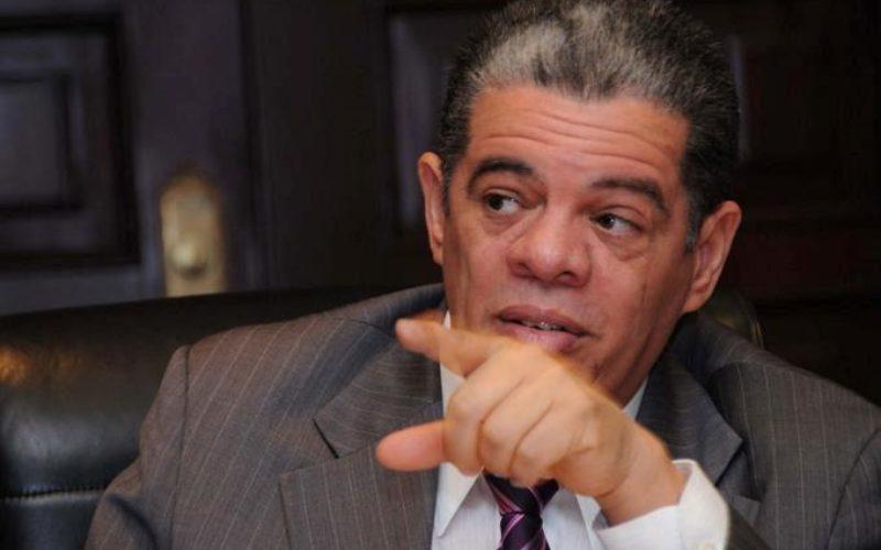 """""""Aquí nadie quiere ser policía""""… Lo dice Carlos Amarante Baret, ministro de Interior y Policía"""