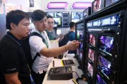 En China, Exposición Internacional de Radio, Televisión y Cine