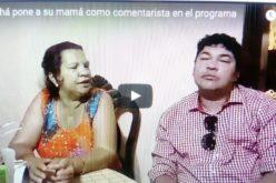 (Video) Ahora El Pachá quiere meter a su mamá, doña Luchy, como comentarista en el programa