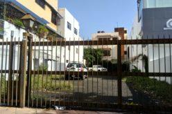 Así está el edificio que alojaba las oficinas de Freddy Beras Goico y El Gordo de la Semana