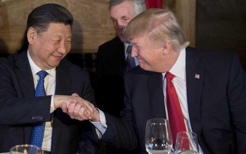En diálogo telefónico con Donald Trump el presidente chino Xi Jinping pide moderación en tema nuclear coreano