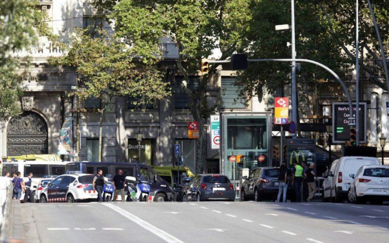 Al menos 13 muertos y decenas de heridos en ataque terrorista de Barcelona reivincado por el Estado Islámico