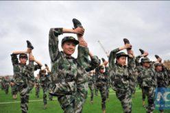 Más de un millón de estudiantes universitarios en China ingresan al ejército